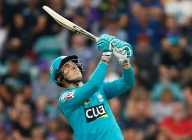 Stats: Tom Banton smashes five sixes in a row in second fastest BBL fifty