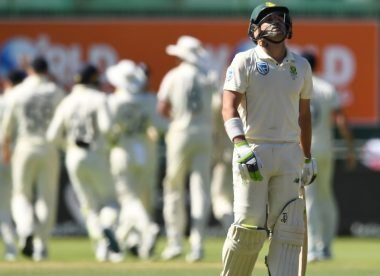 'I can honestly say I didn't nick it' – Elgar questions controversial DRS dismissal