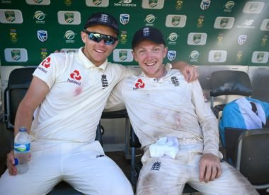 Showing some mongrel: Dom Bess, Sam Curran and daemons