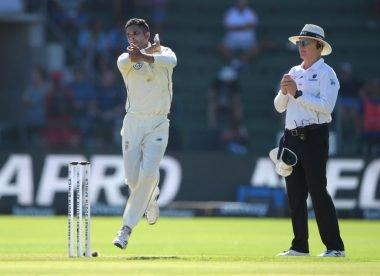 CricViz analysis: Keshav Maharaj takes centre stage
