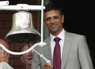 Rahul Dravid: A model of grace, a pillar at No.3 – Almanack