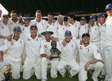 The series that made the '05 Ashes possible