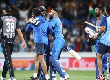 New Zealand lose third super over in seven months