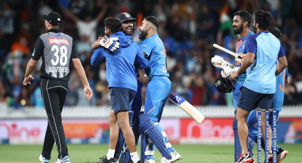 New Zealand lose Super Over