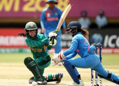Women's World Cup qualification on the line amid India-Pakistan stand-off