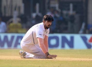Ishant Sharma injures himself while appealing