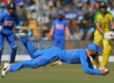 Watch: Flying Kohli takes stunner to send back Labuschagne