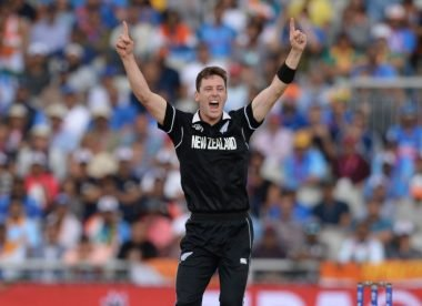 Wisden's men's ODI spell of 2019, No.1: Matt Henry stops India in their tracks