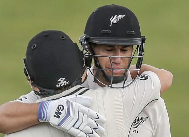 Ross Taylor wins Richard Hadlee Medal for third time in career