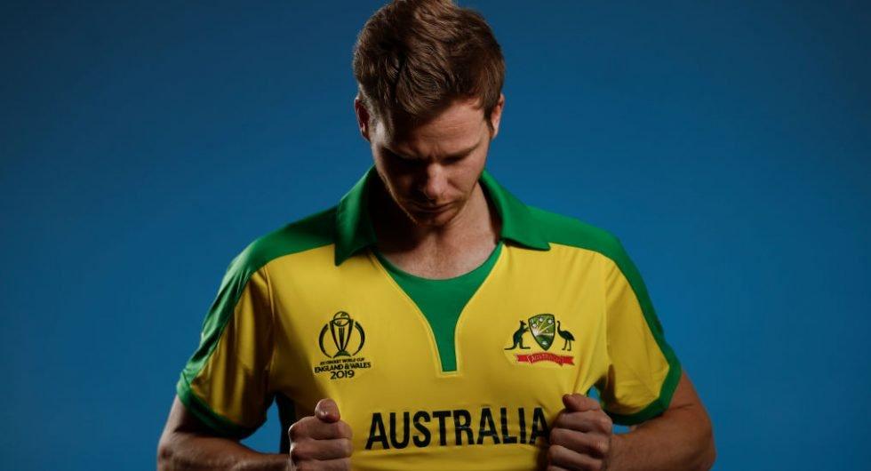 Australian player Steve Smith