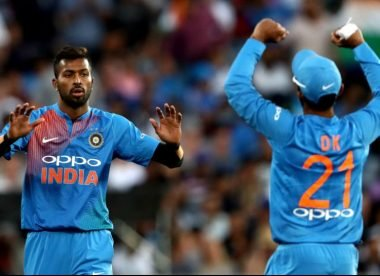 CricViz: Why Hardik Pandya may be India's most important T20I player