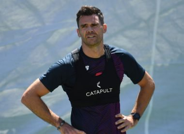 Anderson open to returning through the white-ball route when cricket resumes