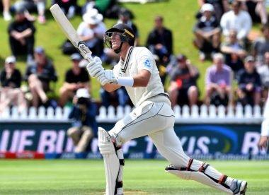Six-hitting Jamieson equals world record on debut