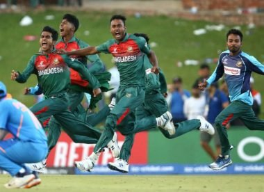 'Unedifying scenes' lead to ICC sanctions for Bangladesh and India U19 players