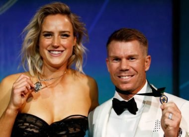 Warner & Perry the big winners at the 2020 Australian Cricket Awards