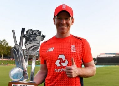 'He's top rank' – Wisden writers discuss Eoin Morgan's hot streak