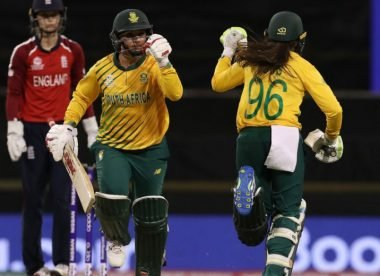 Timeline: The closing stages of South Africa's thrilling win over England