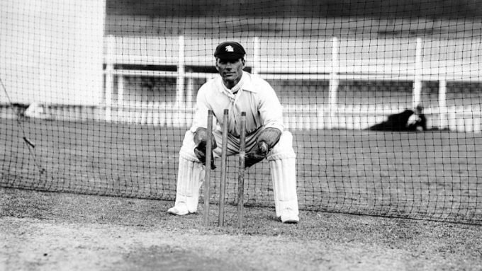Herbert Strudwick: 'Above all a wonderful man and a great player' – Almanack