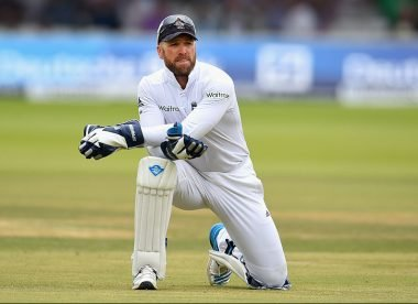 Matt Prior: Always desperate to succeed – Almanack
