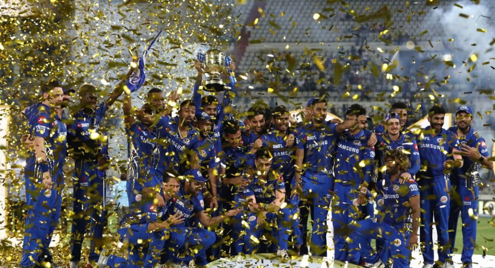 An all-star match will be held ahead of IPL 2020