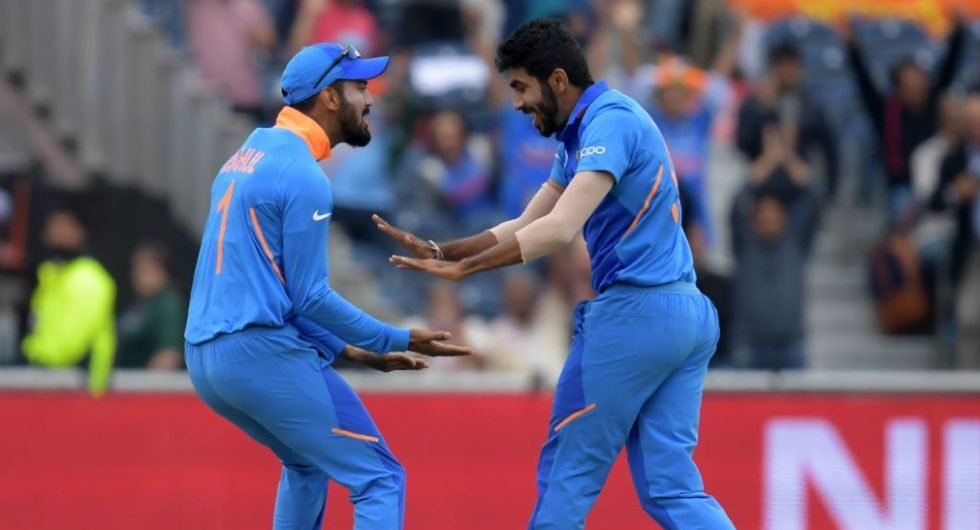 KL Rahul and Jasprit Bumrah rose in the rankings