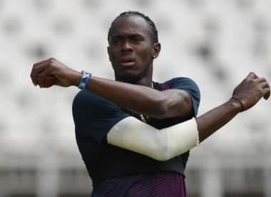 Jofra Archer posts screenshot of racist messages, calls for abuse to be 'addressed properly'
