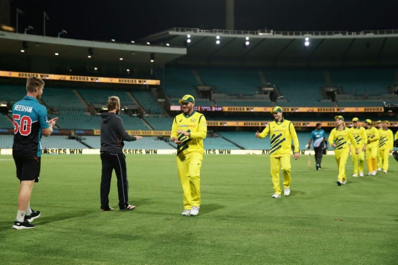 The Australia-New Zealand ODIs became the latest series in the sport to be abandoned due to the coronavirus