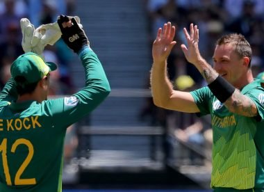 De Kock yes, Phehlukwayo no - Steyn picks his 'isolation partner'