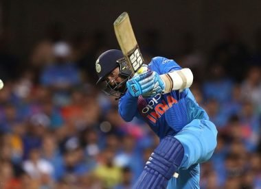 Dinesh Karthik isn't ruling out a return to India's T20I side yet