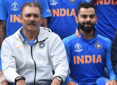 'Kohli's the boss' – coach Ravi Shastri cedes to captain's authority in team India
