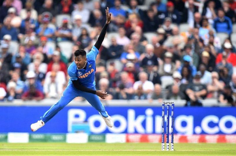 Pandya in India ODI squad