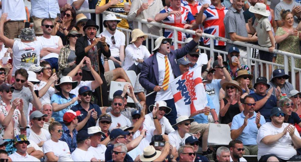 England fans Sri Lanka