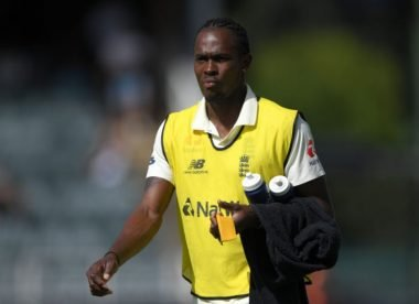 Jofra Archer's IPL hopes all but over after ECB offer injury update