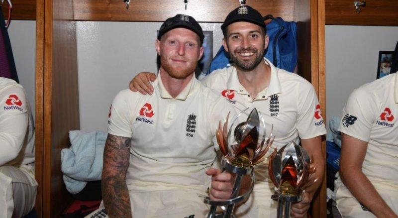 England World Test Championship