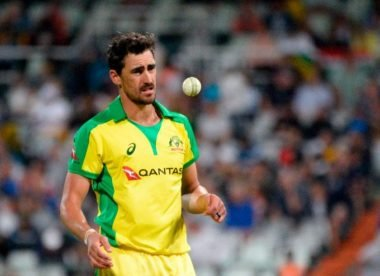 Mitchell Starc to miss final South Africa ODI for T20 World Cup final