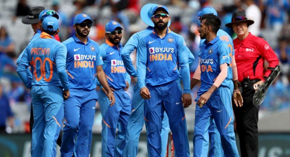 India ODI team