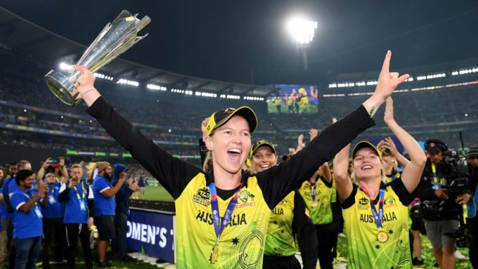 The numbers behind Australia's T20 World Cup dominance