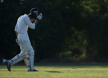 Are too few lbws given in club cricket?