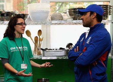 Ravi Bopara's chicken shop to give free food to NHS workers