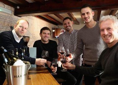 Stuart Broad, Harry Gurney turn pub into takeaway in bid to save jobs