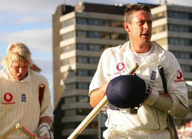 Ashley Giles: An Ashes winner who nearly slipped through the net – Almanack