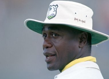 My clubmate: Desmond Haynes in Blackhall Colliery
