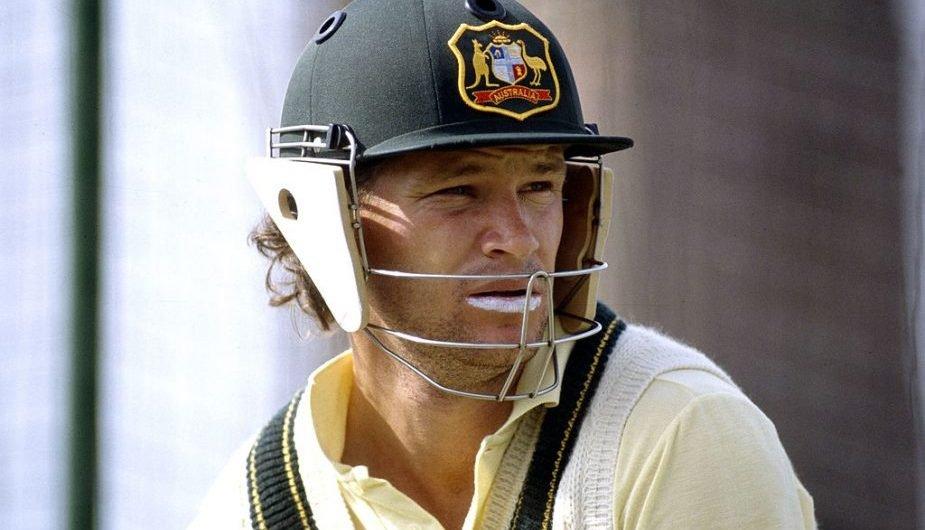 Dean Jones 1990 Cricketer Of The Year Wisden Almanack