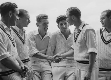 Peter Loader: Fiery, remarkably accurate & a giant at Surrey – Almanack