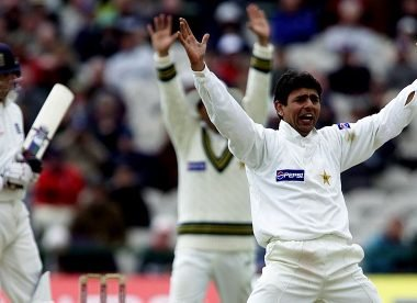 Saqlain Mushtaq's top ten moments, in his own words