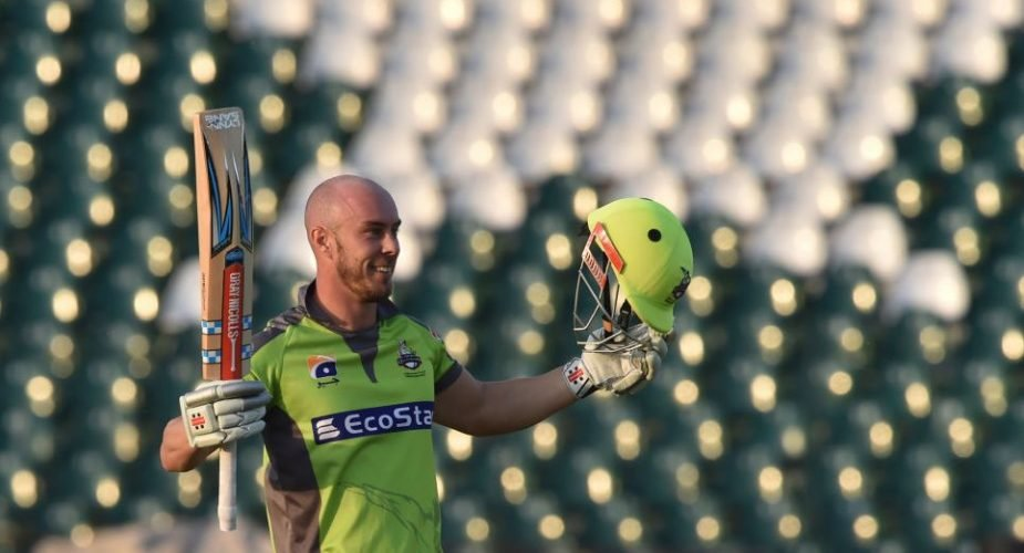 Chris Lynn was among many overseas players to bring their PSL stint to a premature end
