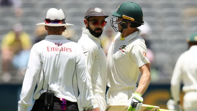 'India series is a bit like the Ashes' – Tim Paine