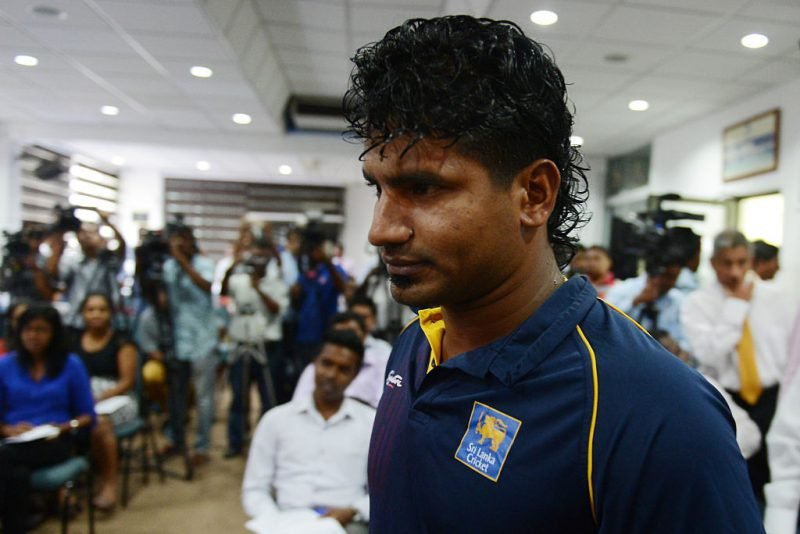 Kusal Perera was suspended in 2015 after wrongly being judged to have failed a drug test