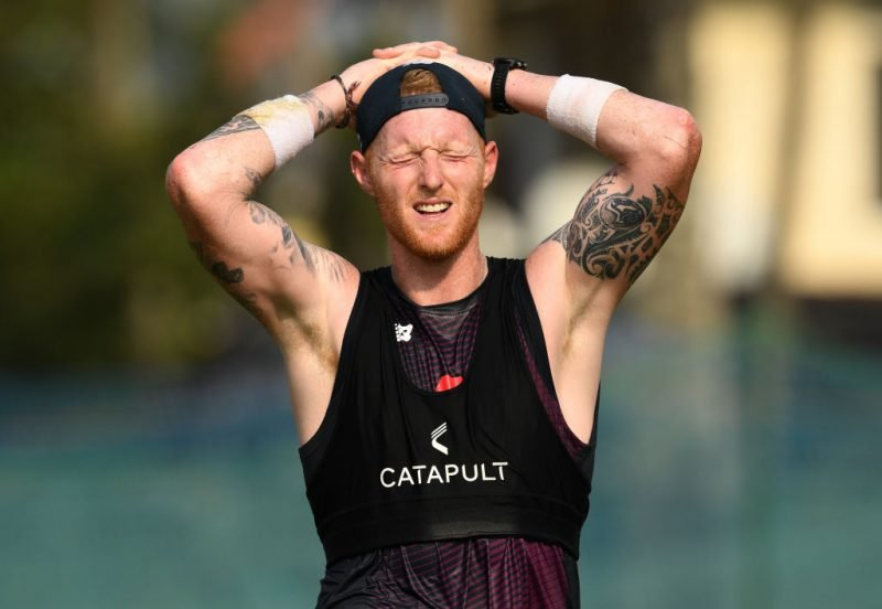 Ben Stokes sustained a stomach injury in Sri Lanka, and forgot all about it