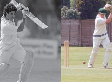 Sachin Tendulkar, Dean Headley, and coming of age in the summer of 1990